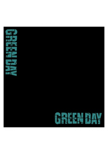 Bandamka czarna GREEN DAY logo