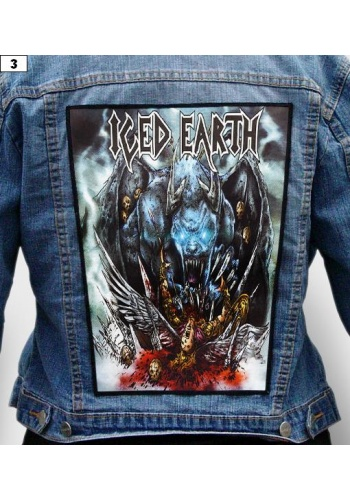 Ekran ICED EARTH (03)