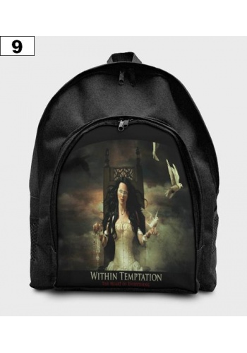 Plecak WITHIN TEMPTATION The Heart of Everything (9)