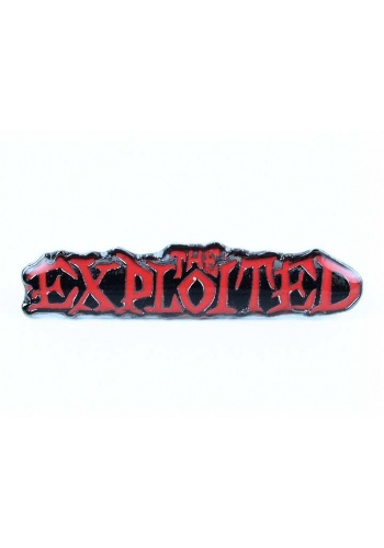 Przypinka metalowa THE EXPLOITED